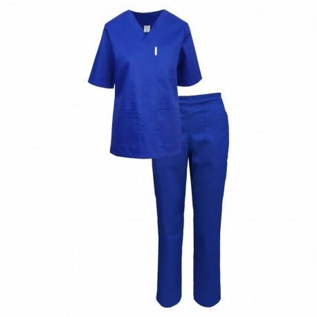 Costume de medici albastre