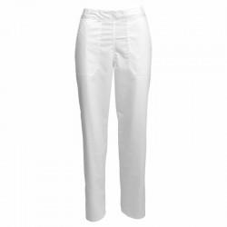 Pantaloni albi de medici