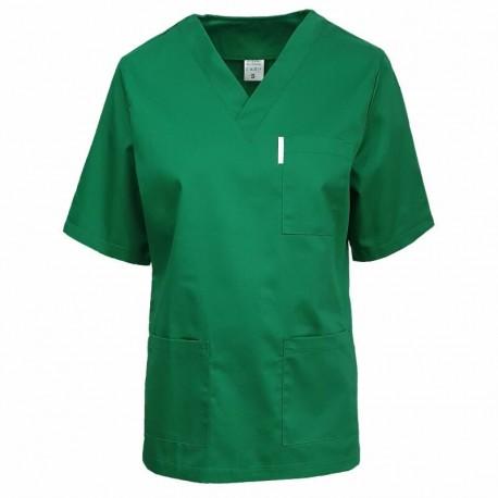 Bluza de lucru verde