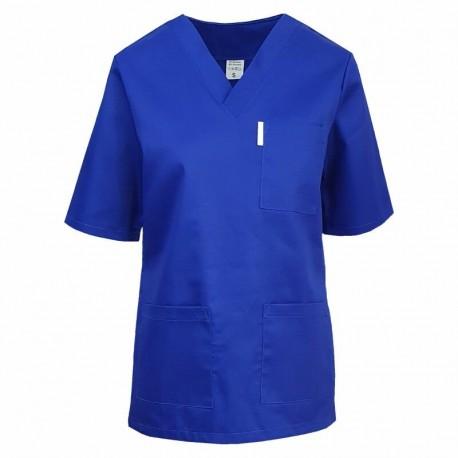 Bluze medici albastre