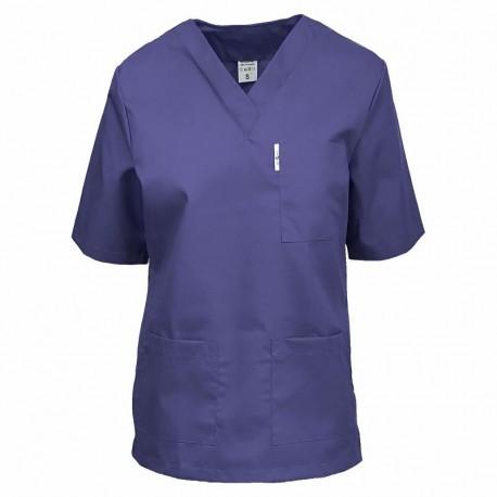 Bluze de lucru medici violet