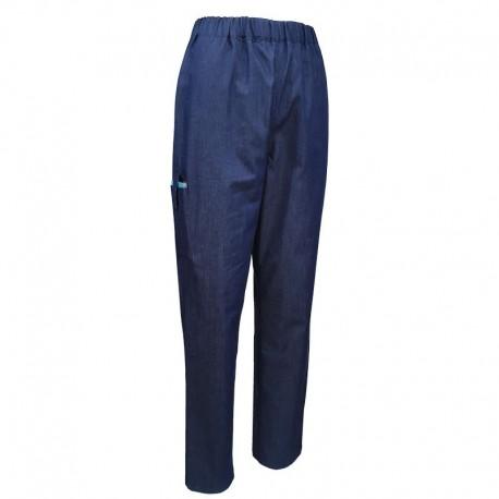 Pantaloni medicali din denim