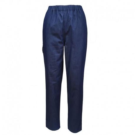 Pantaloni de lucru denim subtire