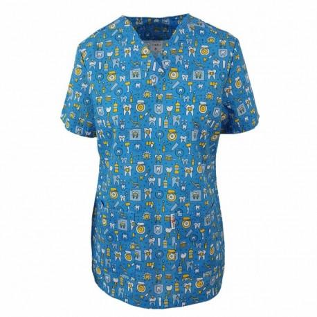 Bluze medici imprimate