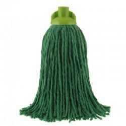 Mopuri absorbante din bumbac verde