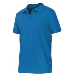 Tricouri polo bumbac albastru