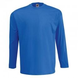 Bluze de lucru maneca lunga albastre