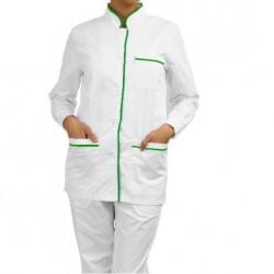 halate medicale albe