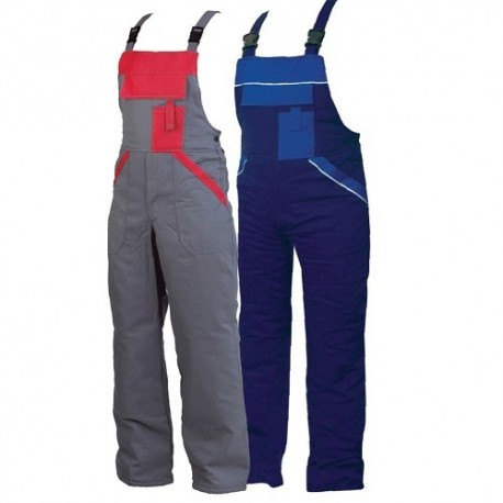 Pantaloni cu pieptar de iarna