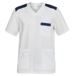Bluze de medici barbat albe
