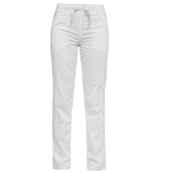 Pantalon medic alb