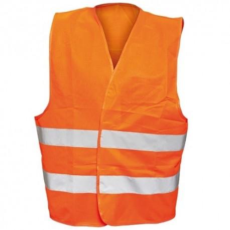 Vesta de semnalizare orange