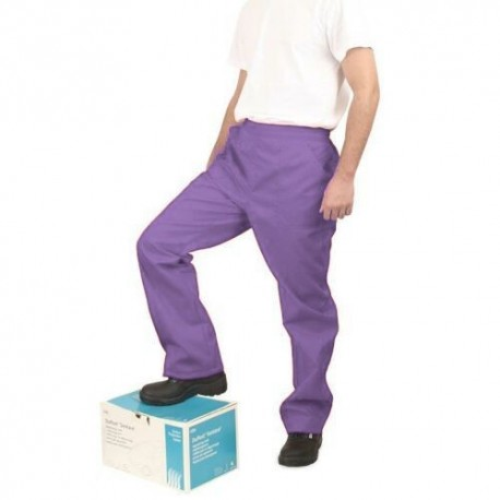 Pantaloni medic colorati