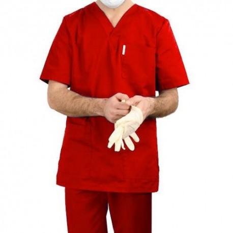 Bluze medici rosii