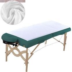 Cearceaf unica folosinta pat masaj