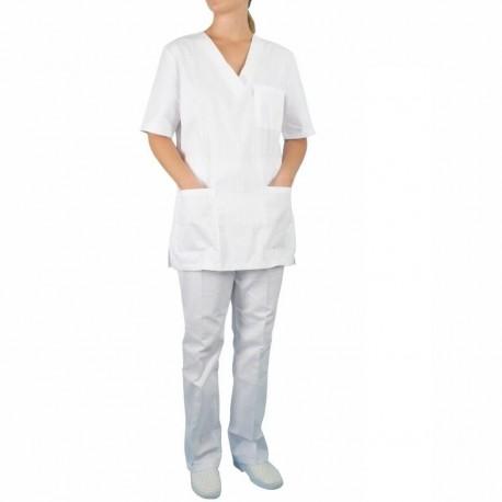 Uniforma de lucru medicala alba