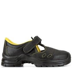 Sandale protectie S1 cu bombeu