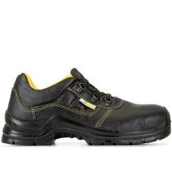 Pantofi protectie S1 bombeu din piele