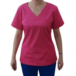 Bluze medicale dama colorate