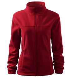 Jacheta fleece dama grena